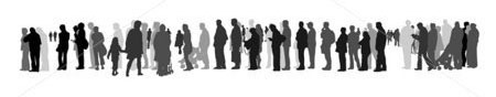 stock-vector-people-waiting-in-queue-silhouette-17534530