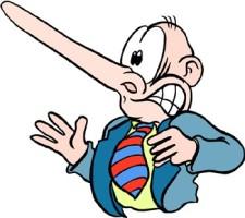 Liar Growing Nose