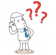 businessman-scratching-head-question-marks-vector-illustration-monochrome-cartoon-character-clueless-his-three-red-38833422