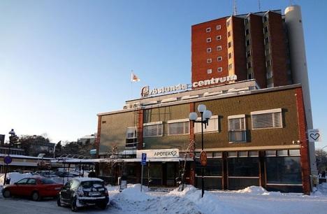 fröslunda-centrum